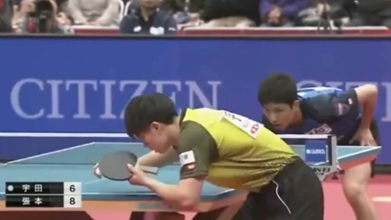 Download Final   Harimoto Tomokazu vs Yukiya Uda   All Japan Table Tennis Championship 2020 Highlights