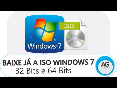 Como Baixar A ISO Windows 7 32Bits E 64Bits Original