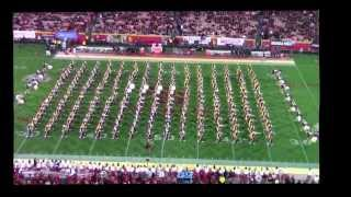 "USC Trojan Marching Band - ""Stanford Countermarch"" 11/16/2013"