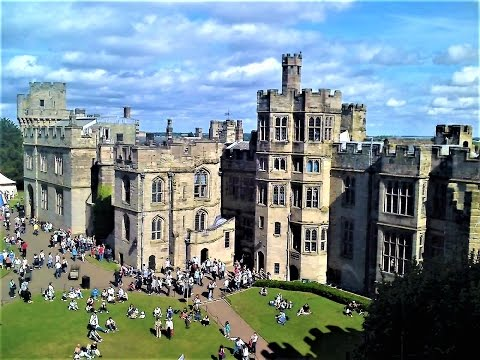 Warwick Castle, Warwick, England from Travel with Iva Jasperson