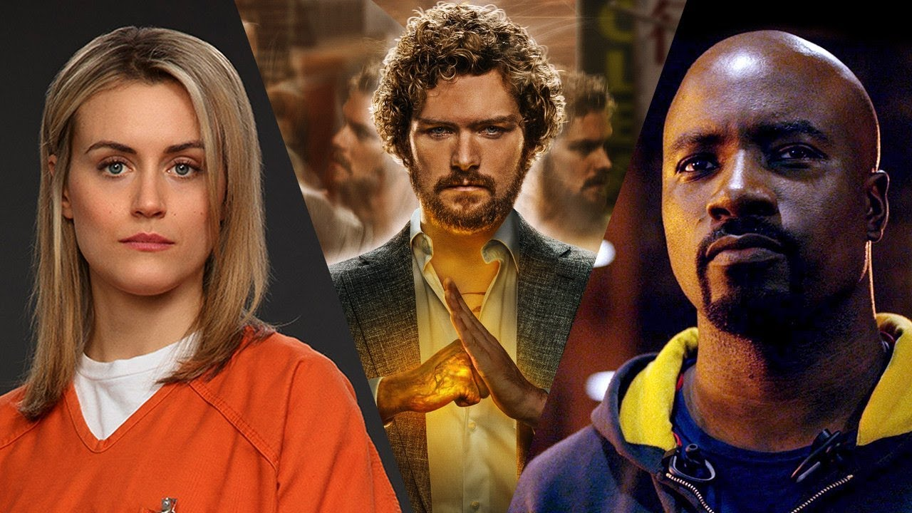 Every Canceled TV Show of 2018