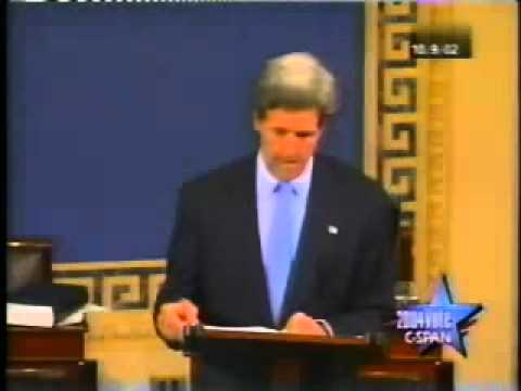 John Kerry (war with Iraq) part 1 of 2.mp4