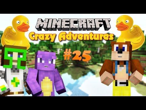 Minecraft PC - Crazy Adventures (Crazy Craft 2.2) Episode #25 - The Garden Of Remembrance.