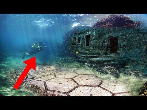 Most AMAZING Underwater Buildings!