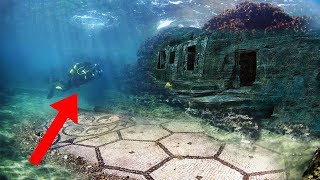 Most AMAZING Underwater Buildings!