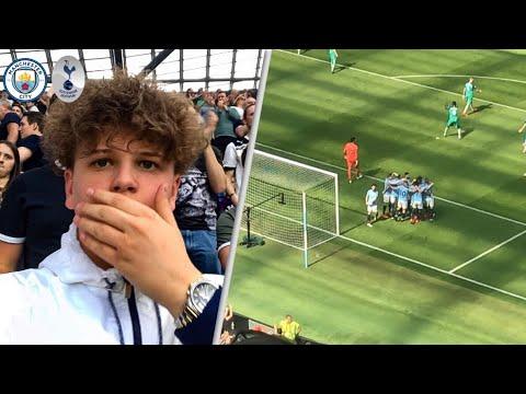 Manchester City 1-0 Tottenham! Away Premier League Match Day Vlog! Son Heung Min (손흥민/孫興慜)