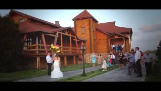 обзорный клип свадьбы