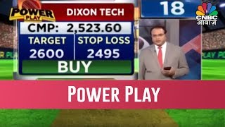 Mirc Elect And Dixon Tech On Power Play