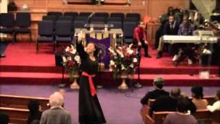 """Your Tears"" Bishop Paul S. Morton / Praise Dance"