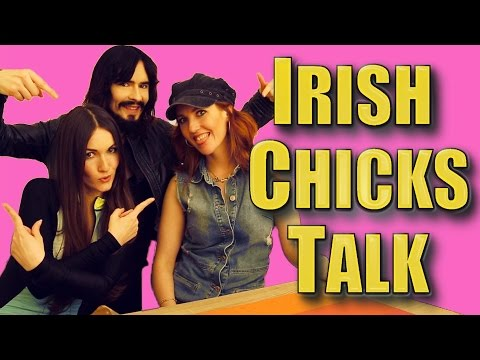 'Hot Irish Women' Visit 'LeatherJacketGuy' For a Drink!!
