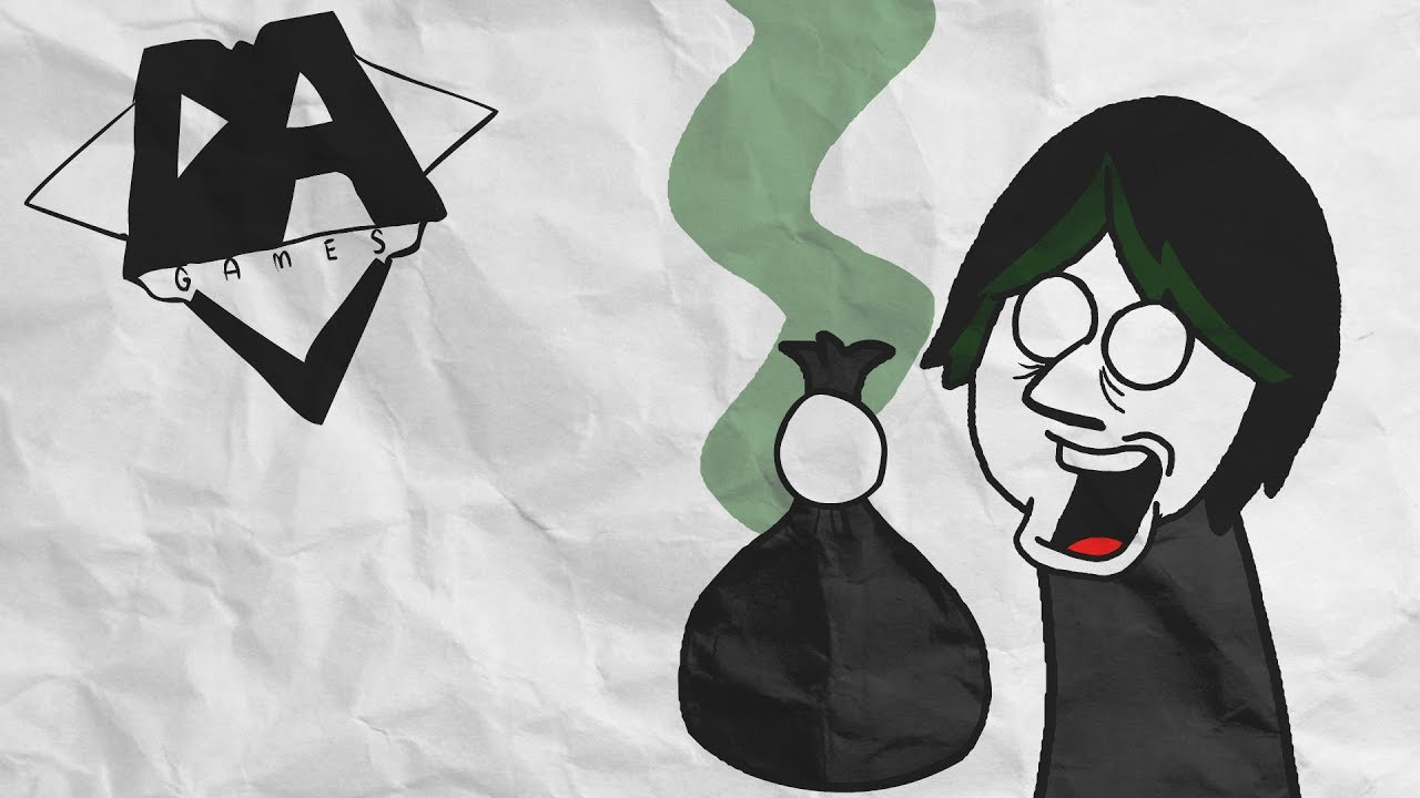 DAGames Animated – High Up Place (Garbage Day)