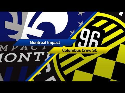 Highlights: Montreal Impact vs. Columbus Crew | May 13, 2017