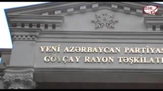 Yeni Azərbaycan Partiyası Göyçay rayon təşkilatı üçün yeni bina istifadəyə verilib
