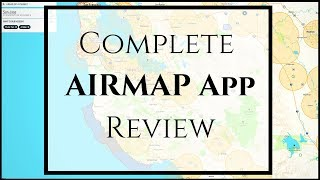 Acharya Drone YouTube Gaming - Airmap app