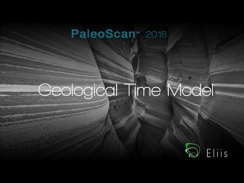 Geological Time Model