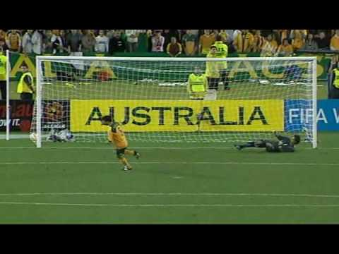 Australia vs. Uruguay (16/11/2005 - Sydney) World Cup Qualifier 2006 - Play Off (Penalty Shootout)