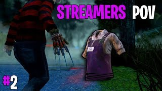 Dead by Daylight - The Jukes [STREAMERS POV #2]