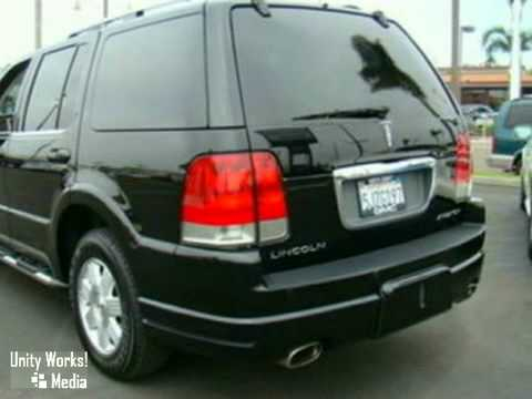 2004 lincoln aviator 923154 in carlsbad san diego ca. Black Bedroom Furniture Sets. Home Design Ideas