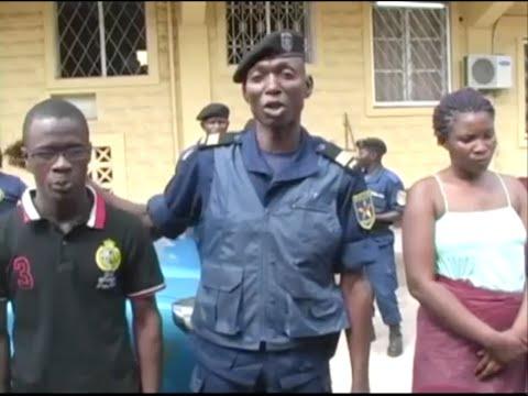 Kinshasa: une femme de 30 ans arretée pour Viol d'un garçon mineur de 16 ans ..@VoiceOfCongo