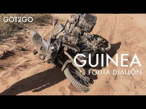 GUINEA CONAKRY: Crashs in the FOUTA DJALLON region & Kambadaga waterfalls // EPS. 8