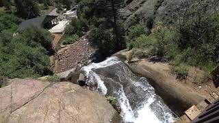 Где гуляют американцы Водопад в 15 минутах от дома.