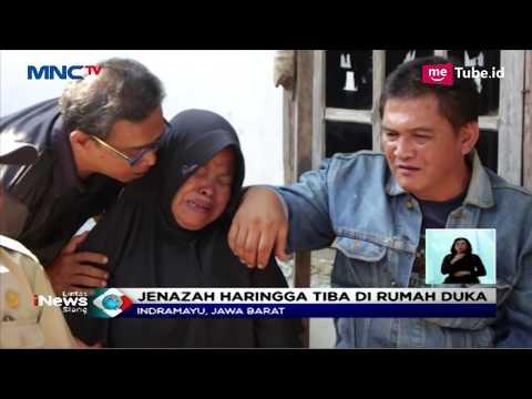 Pemakaman Haringga Penuh Air Mata Keluarga dan Kerabat di Indramayu - LIS 24/09