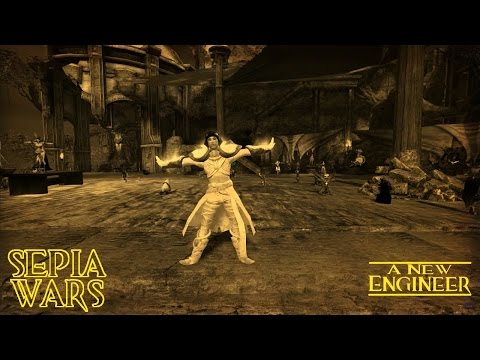 Misc! Guild Wars 2 - Sepia Wars (A New Engineer)