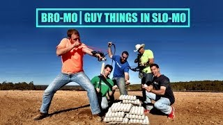 Exploding Eggs | Dude Perfect thumbnail