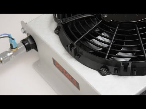 Derale Oil Cooler Wiring Diagram | Wiring Diagram on