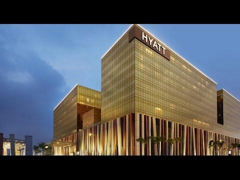 Hyatt City of Dreams Manila, Philippines