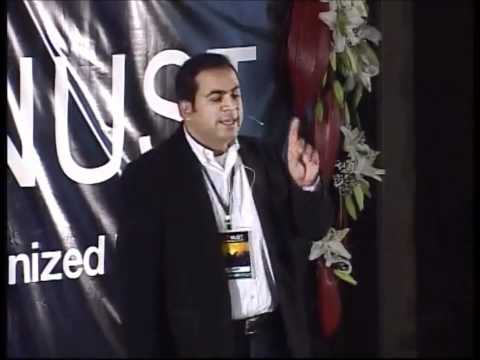 TEDxNUST - Adnan Shahid - Green Computing and Recycling