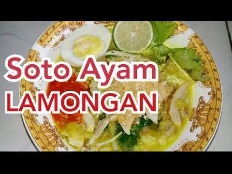 cara-membuat-(resep)-soto-ayam-lamongan