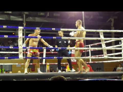 Final K1 jesus Mª Romero VS Carlos Araya