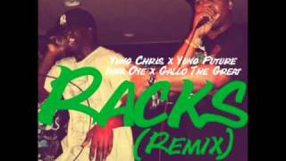 Racks (Remix) - YC ft Inna Oye, Gallo The Great, & Future (produced by Sonny Digital)