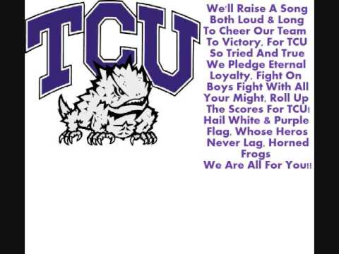 TCU Fight Song