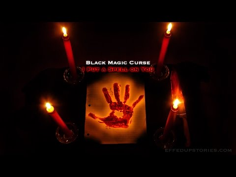 Black Magic Curse - I Put a Spell on You