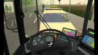Omsi Bus Simulator 2011 SD202 D92 Usedom Map