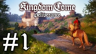 Find the Whore | Will Plays Closed Beta of Kingdom Come: Deliverance (Part 1)