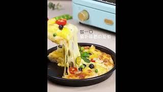 레트로 미니오븐 가정용 토스트 케이크 홈베이킹 12L