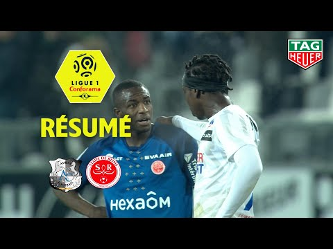Amiens Reims Goals And Highlights