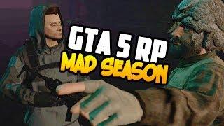 GTA 5 Role Play Mad Ghost ► ЧУЖИЕ ПРОБЛЕМЫ, ВЕСТНИК СПОКОЙСТВИЯ, ТОТАЛЬНЫЙ КОНТРОЛЬ ● 02