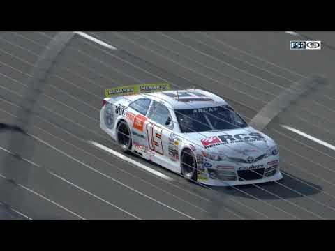 ARCA Racing Series 2018. Pocono Raceway. Full Race