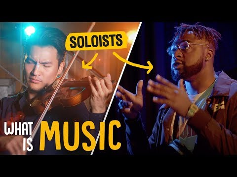 why do we like solos?  | what is music