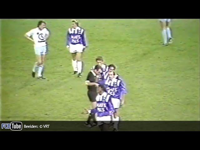 1986-1987 - Jupiler Pro League - 07. Club Brugge - AA Gent 1-0
