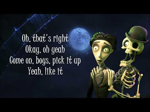 Remains of the Day - Corpse Bride (lyrics)
