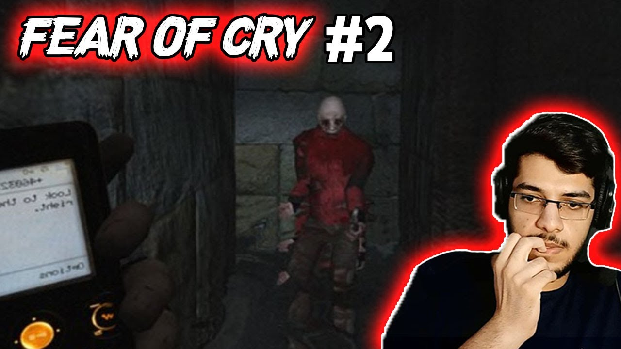 Cry of Fear Part 2 | Horror Game | Thugs of Pakistan