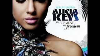 Alicia Keys ft Drake Unthinkable Remix (Lyrics)