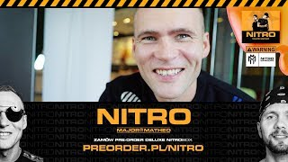 Major dzwoni do fanów // Nitro Rozmowy #3
