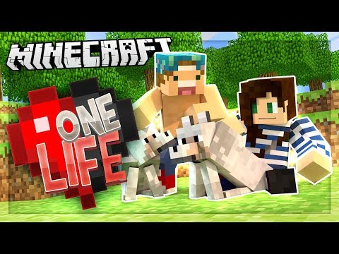 JOEY AND STACY'S WOLF PACK | One Life SMP #20