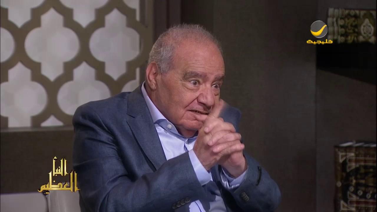 برنامج النبأ العظيم مع يحيى الأمير وضيفه د. محمد شحرور - الحلقه 8 -